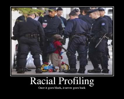 racial profiling in usa African-americans comprise only 13% of the us population and 14% of the  monthly drug users, but are 37% of the people arrested for drug-related offenses  in.