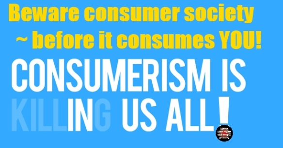 good thesis consumerism
