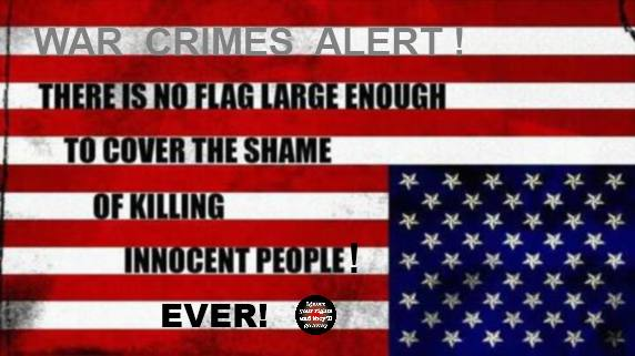 us flag innocent deaths