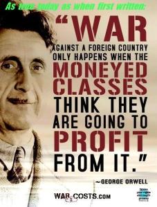 war g orwell