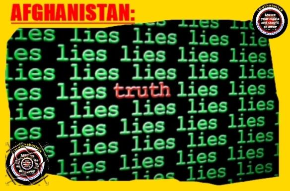 Afghan liesA