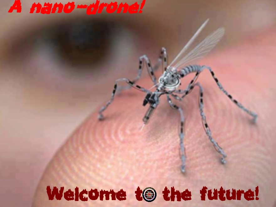 The Future Of Micro Drones Could Get Downright Scary