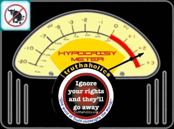 hypocrisy meterB