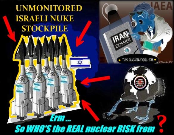 israeli nukes risk