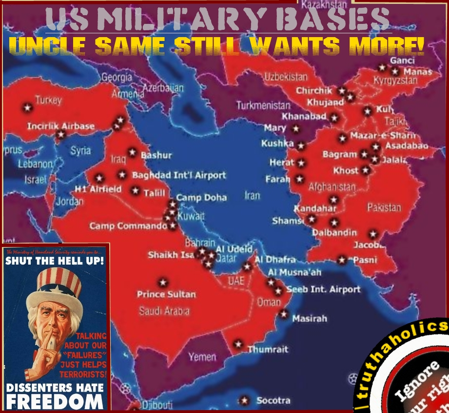 Uzbekistan bans foreign military bases on its land! | | truthaholics