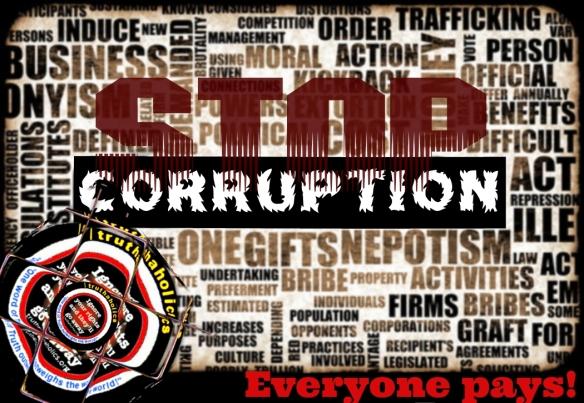 corruptionA