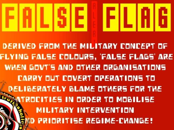 false flagA