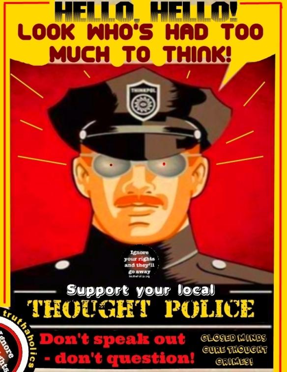 fascist-police