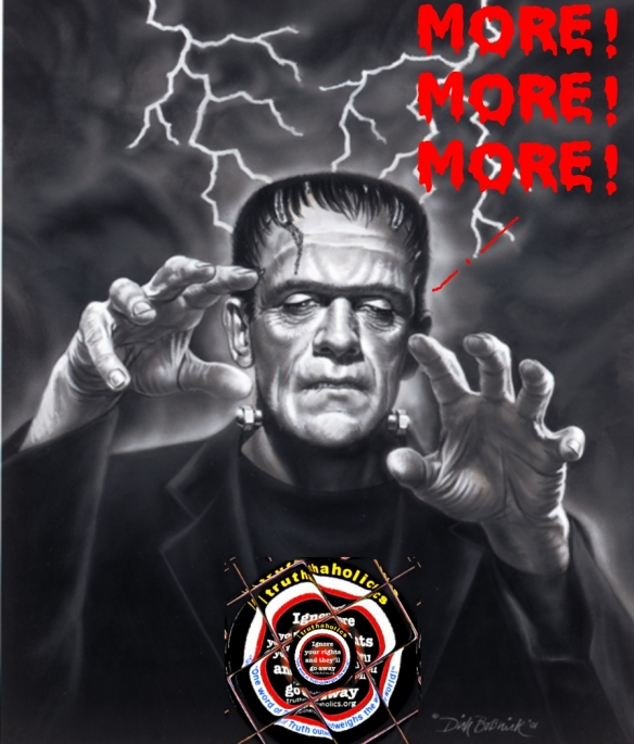 Frankenstein MonsterA