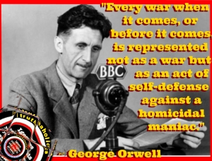 george-orwellA