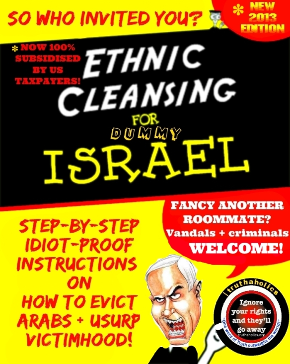 Ethnic Cleansing for Dummies 2