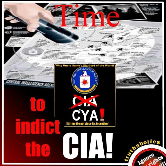 CIA blues