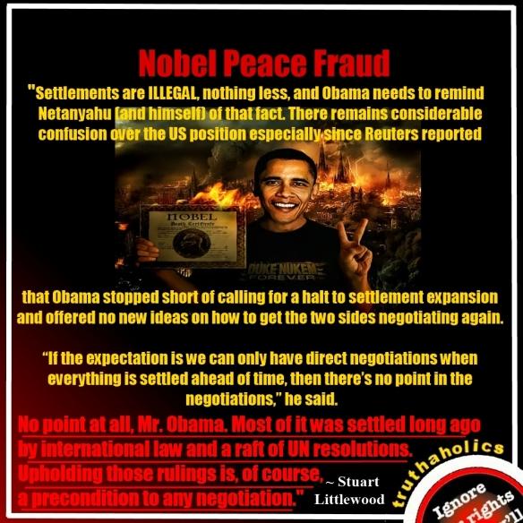 Peace Fraud