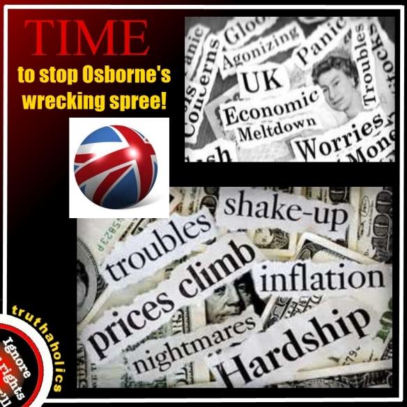 UK Economic Woe