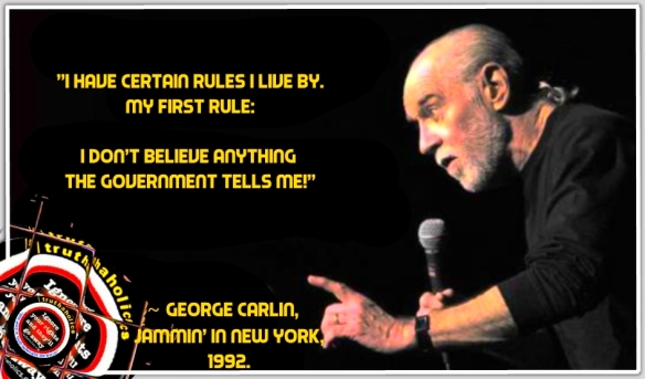 George Carlin Rules 1