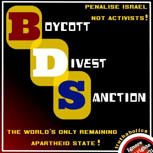 BDS Activist
