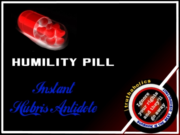 Humility Pill
