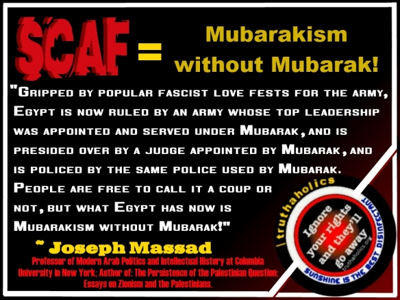 Mubarakism