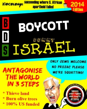 Boycott for Dummies 3