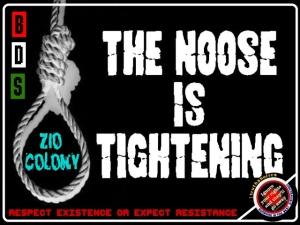 Noose tight BDS