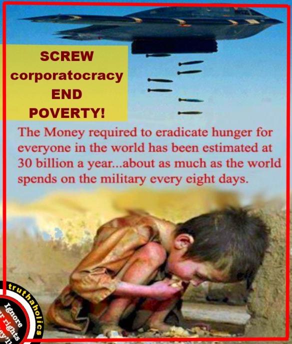 Poverty Hypocrisy 1