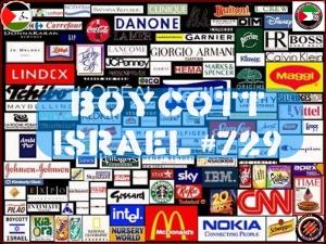 BoycottBDS