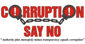 UK Public Sector Corruption