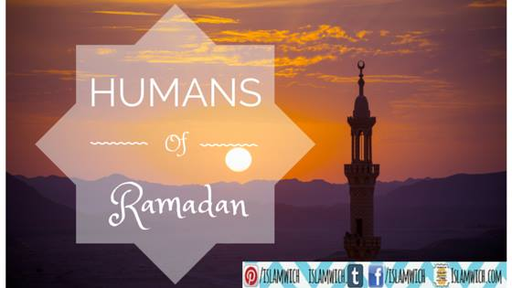 Humans of Ramadan