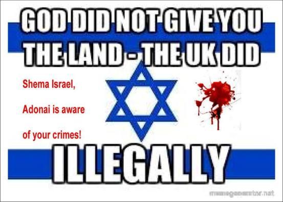 IsraelIllegal