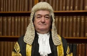Judge James Munby