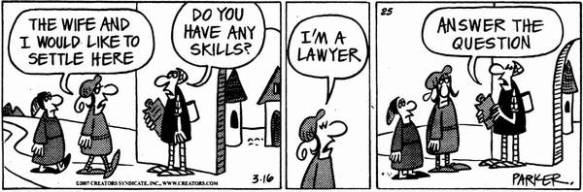 Image result for shyster lawyer