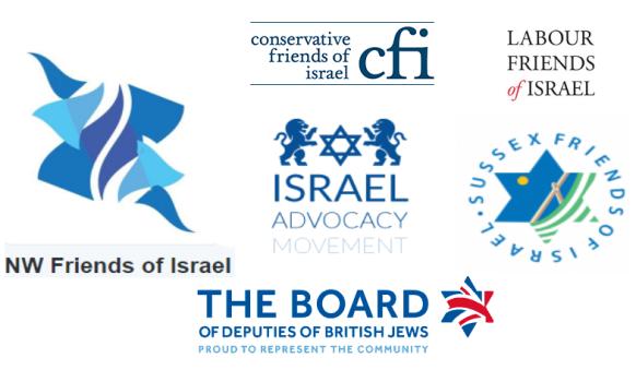 Israellobbygroups