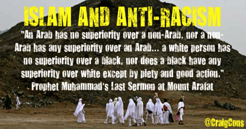 Islam and Anti-Racism